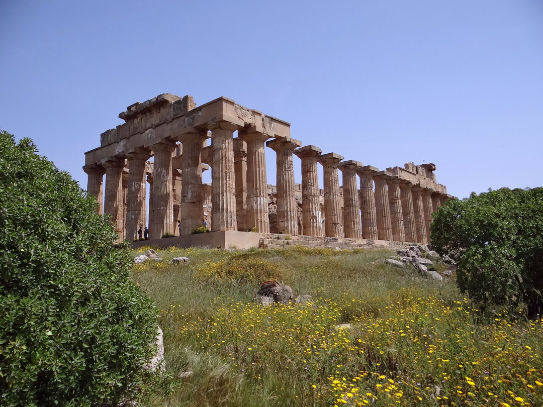Splendors of Sicily – Temples of Selinunte and Agrigento