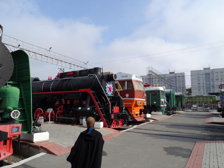 Training in Novosibirsk