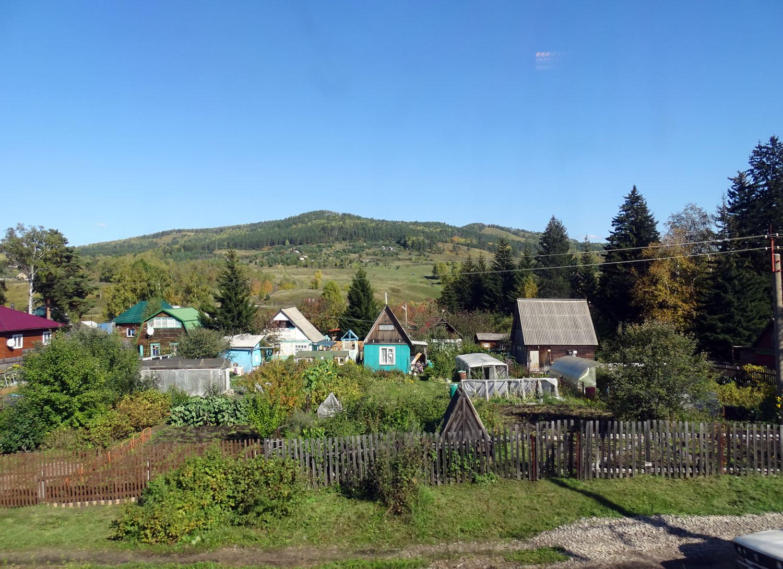 Krasnoyarsk to Irkutsk